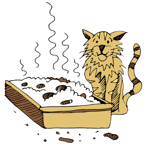 does clumping cat cat litter stop odour