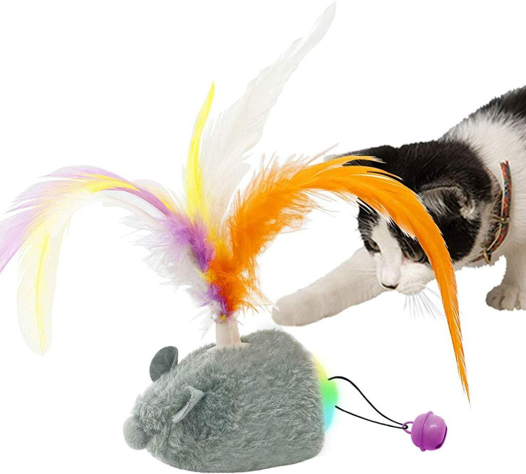 Cat Interactive Toys Ball for Indoor Cats