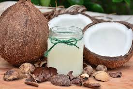 coconut oil can be used to treat ear mites