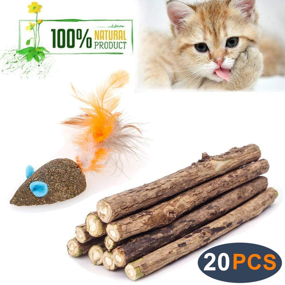 wolover cat catnip sticks