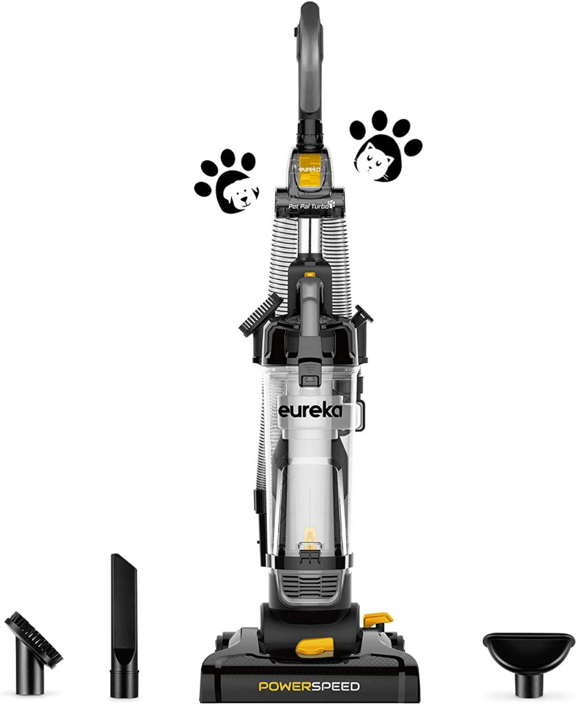 eureka bagless upright pet vacuum what is the best vacuum for pet hair