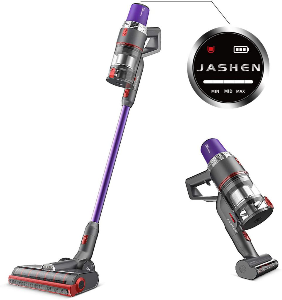 what is the best vacuum for pet hair-jashen cordless vacuum cleaner