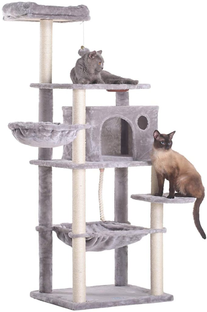hey brother extra large cat tree