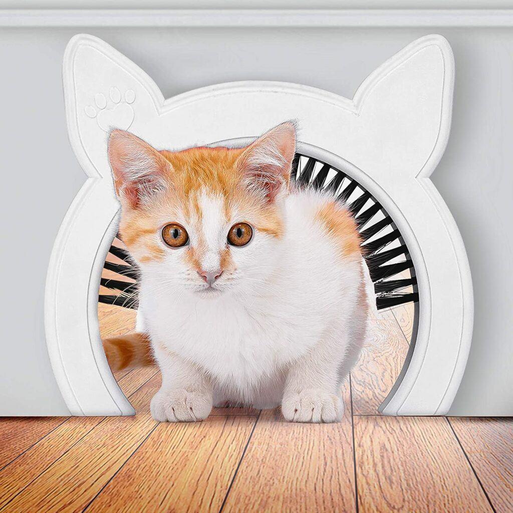 pawsom cat door