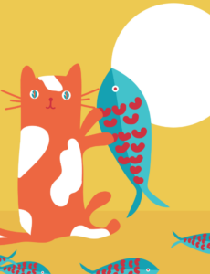 flippity fish cat toy review