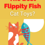 flippity fish cat toys