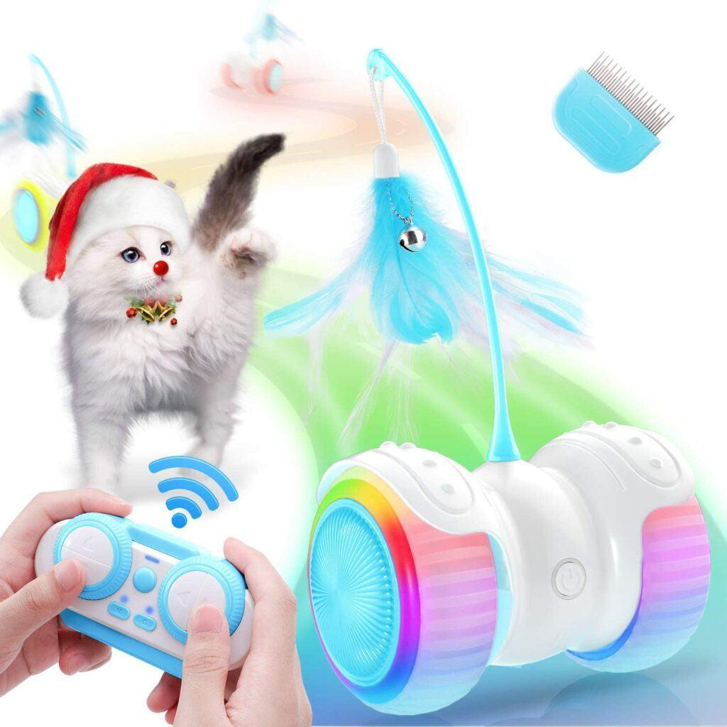 biilaflor interactive cat toy
