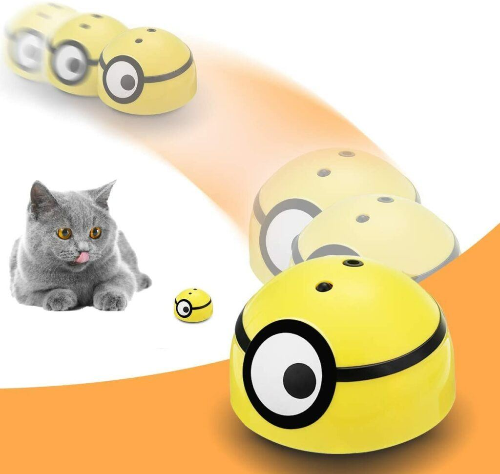 asyou interactive cat toy ball