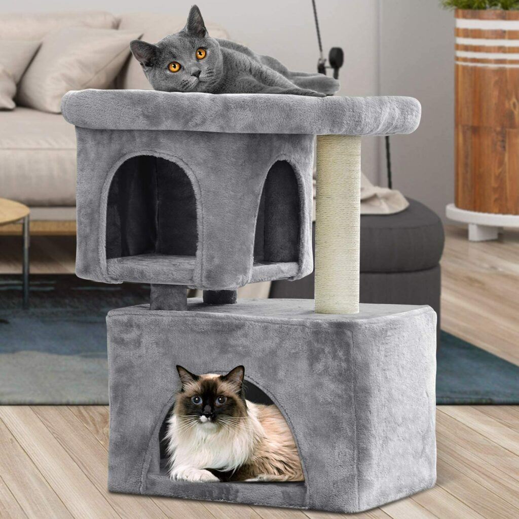 beau jardin cat tree for large cats