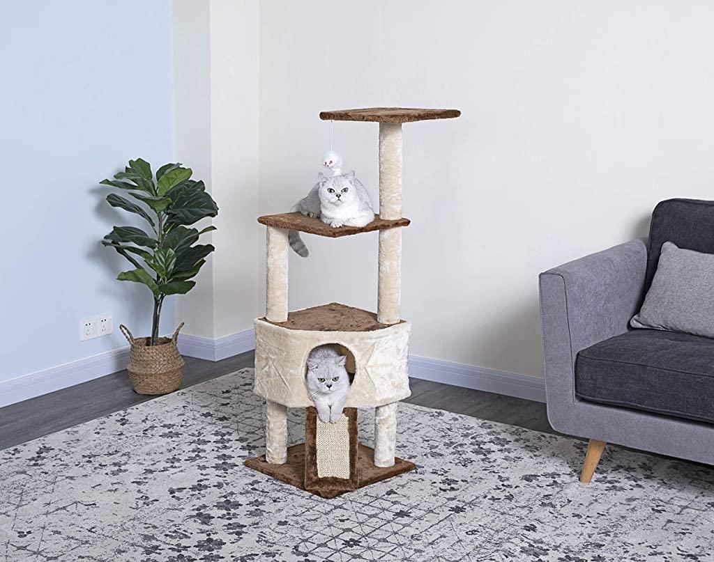 go pet club kitten cat tree