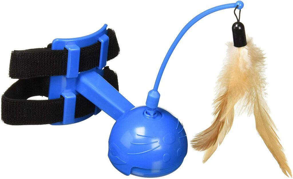 ourpets twirl and whirl electronic spin toy