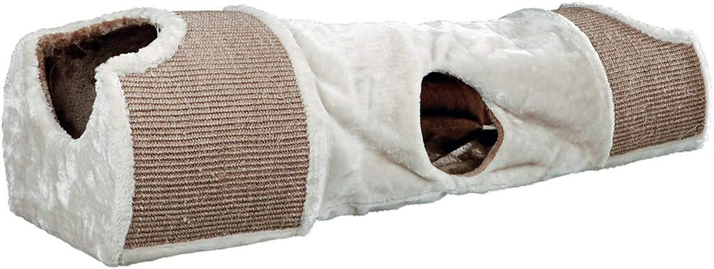 trixie pet products for cats nesting cat tunnel
