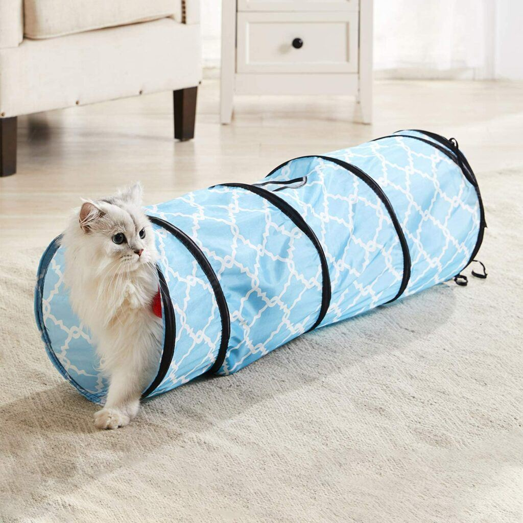 western home cat tunnel