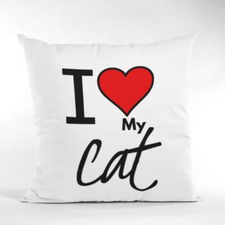 Cat Themed Pillows