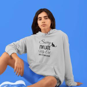 Cosy Unisex Cat Sweatshirts