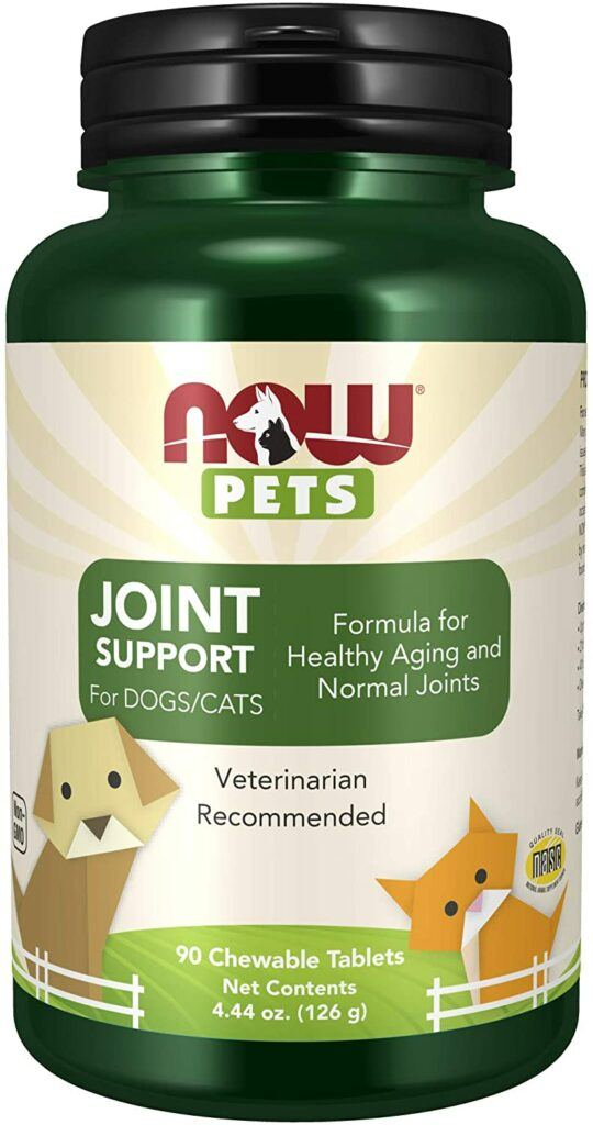 now pet health joint supplement for cats
