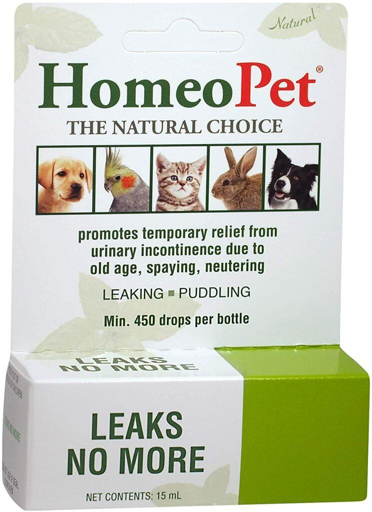 cat and dog leaks no more