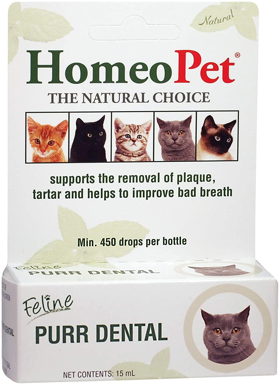 homeopet feline purr