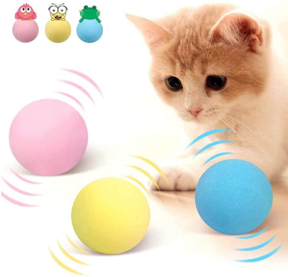 LKJYBG Cat Catnip Balls