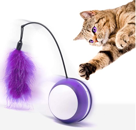 flospoint wicked ball cat teaser
