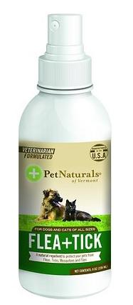 pet naturals flea and tick spray
