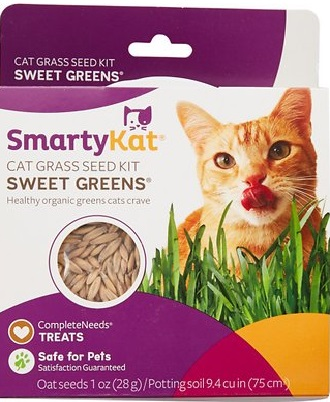 smarty cat sweet greens
