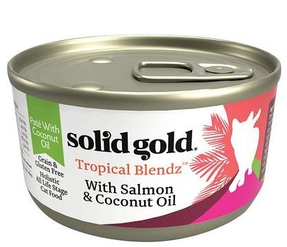 solid gold tropical blendz