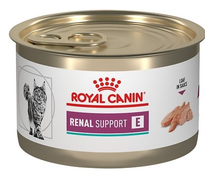 support canned cat food